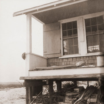 <p>The Porch<br />Henry Beston&#39;s Outermost House</p>Time to Relax at the Ocean<p>Henry Beston&#39;s Outermost House</p>